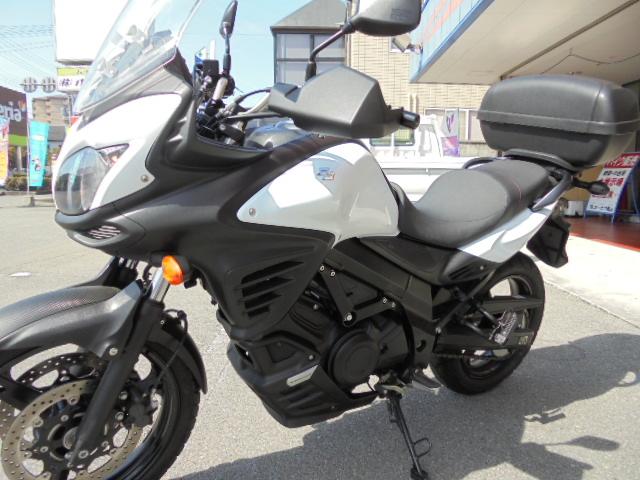 V-strom 650 (FC-000) - 【公式】レンタルバイクのベストBike® 出雲縁結び空港