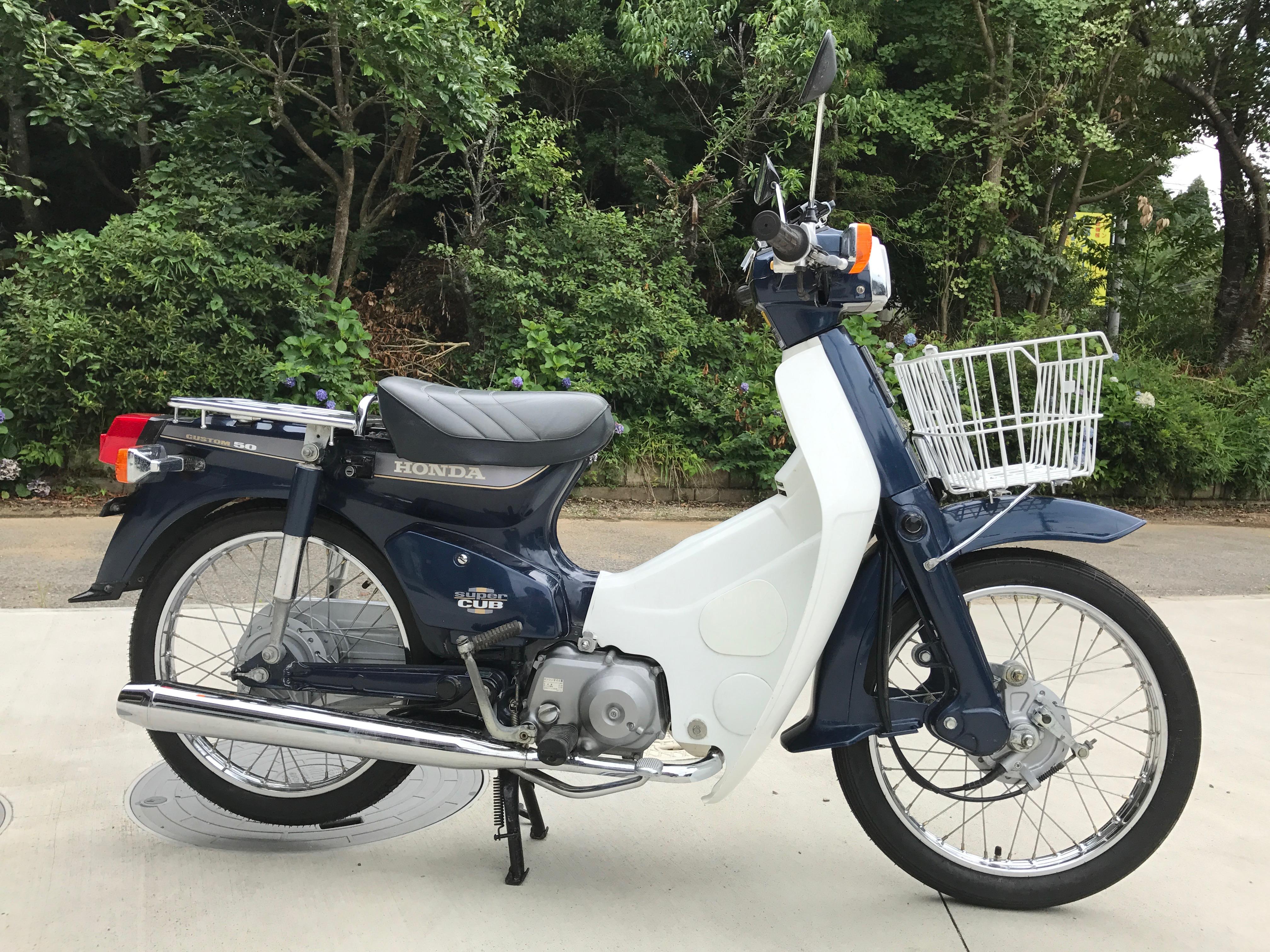 スーパーカブ (HN-00) - 【公式】レンタルバイクのベストBike® 鎌倉駅前
