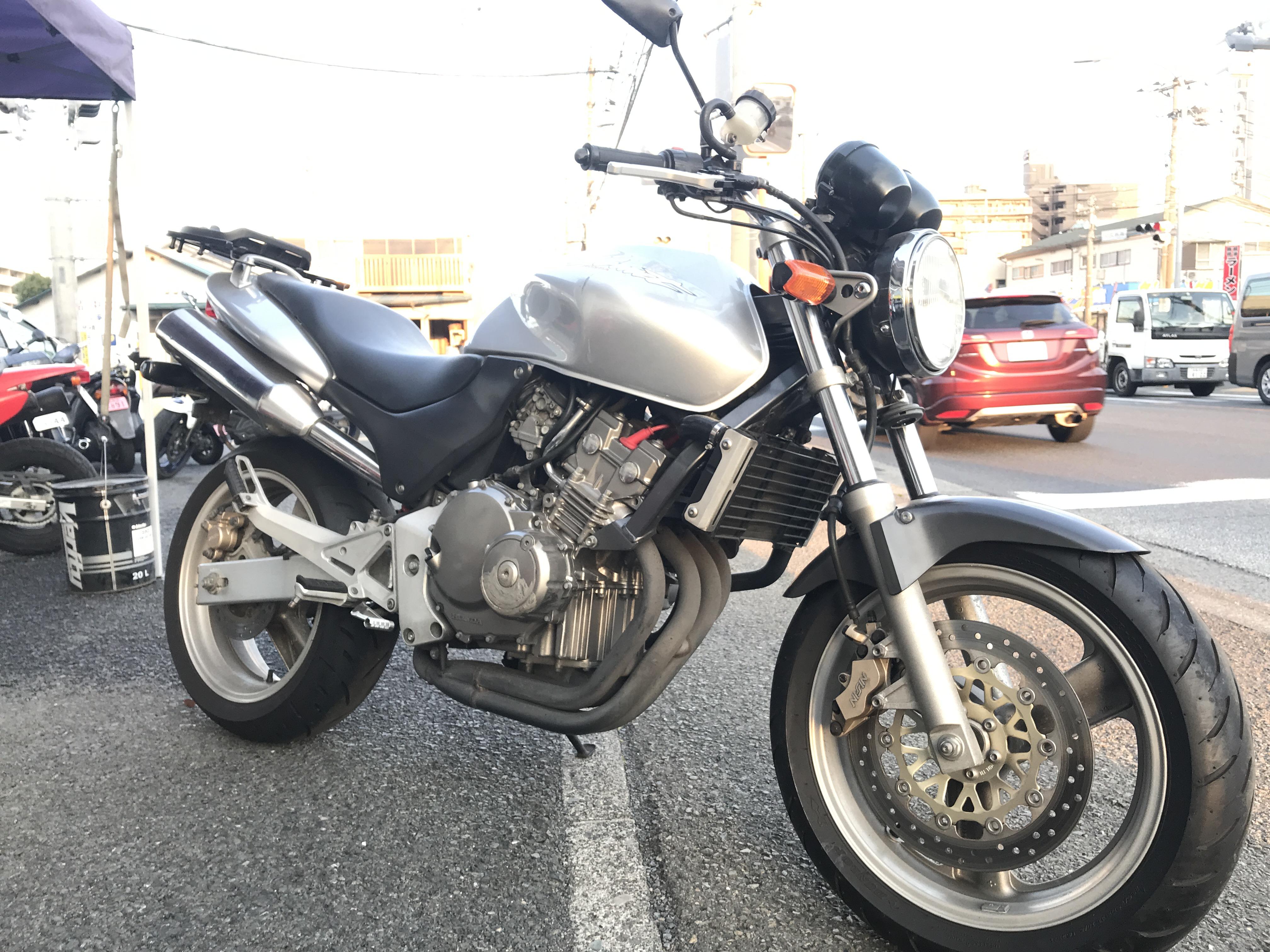 ホーネット250 (FC-002) - 【公式】レンタルバイクのベストBike® 橋本駅前