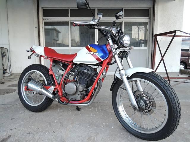 FTR223 (FC-000) - 【公式】レンタルバイクのベストBike® 蒜山高原
