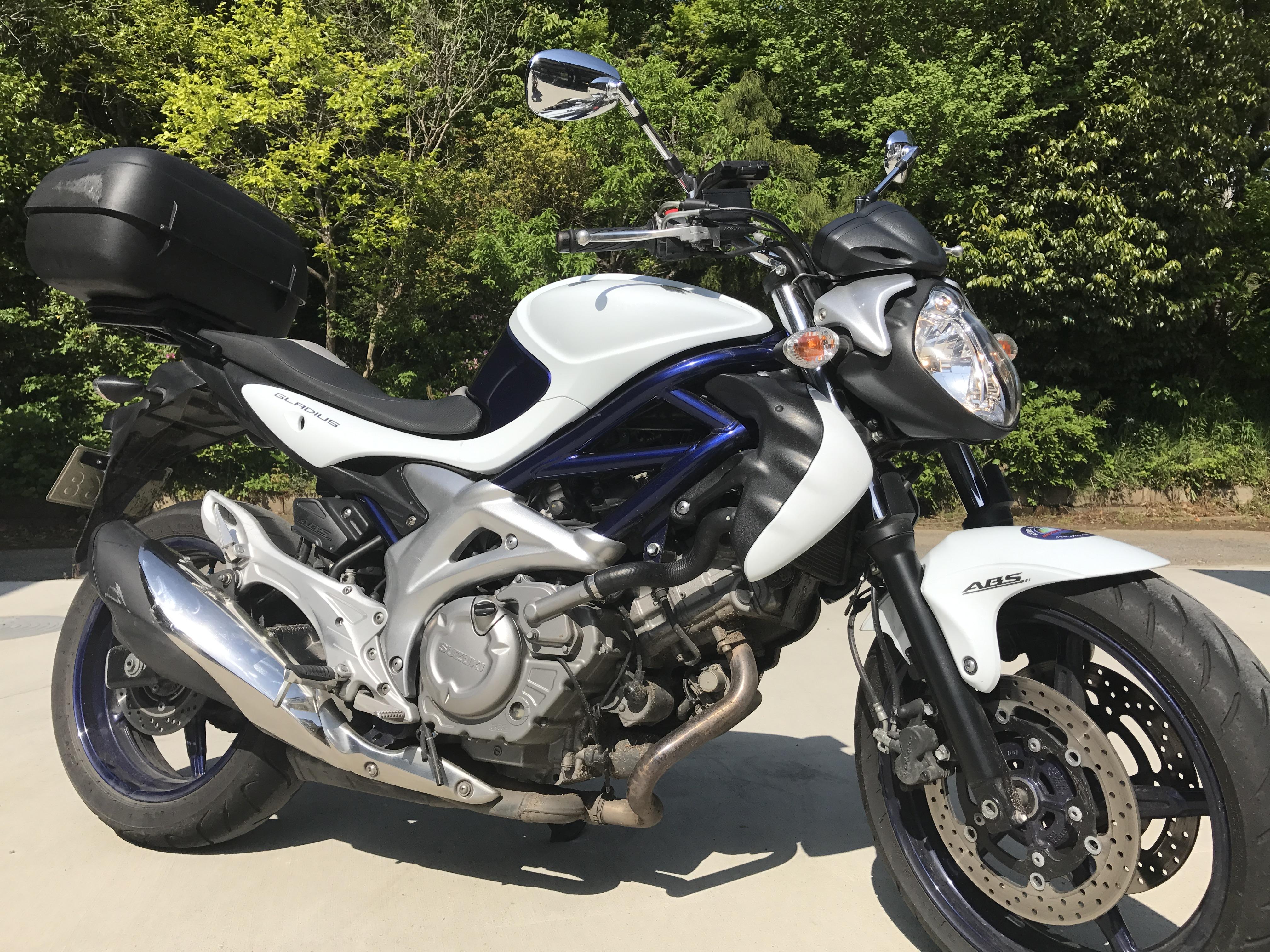 グラディウス400ABS (HN-00) - 【公式】レンタルバイクのベストBike® 武蔵小杉駅前