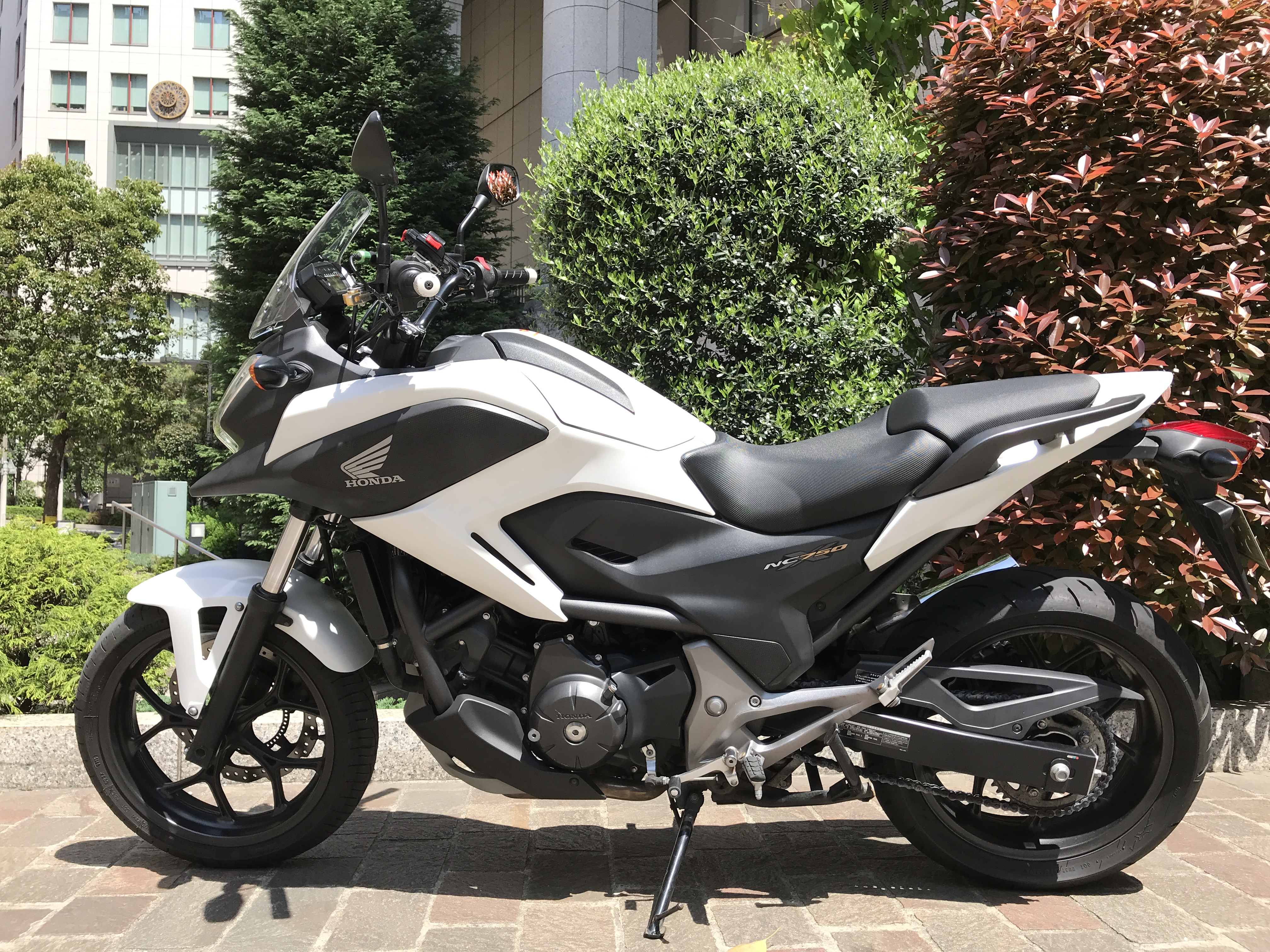 NC750X (HN-00) - 【公式】レンタルバイクのベストBike® 船橋駅前