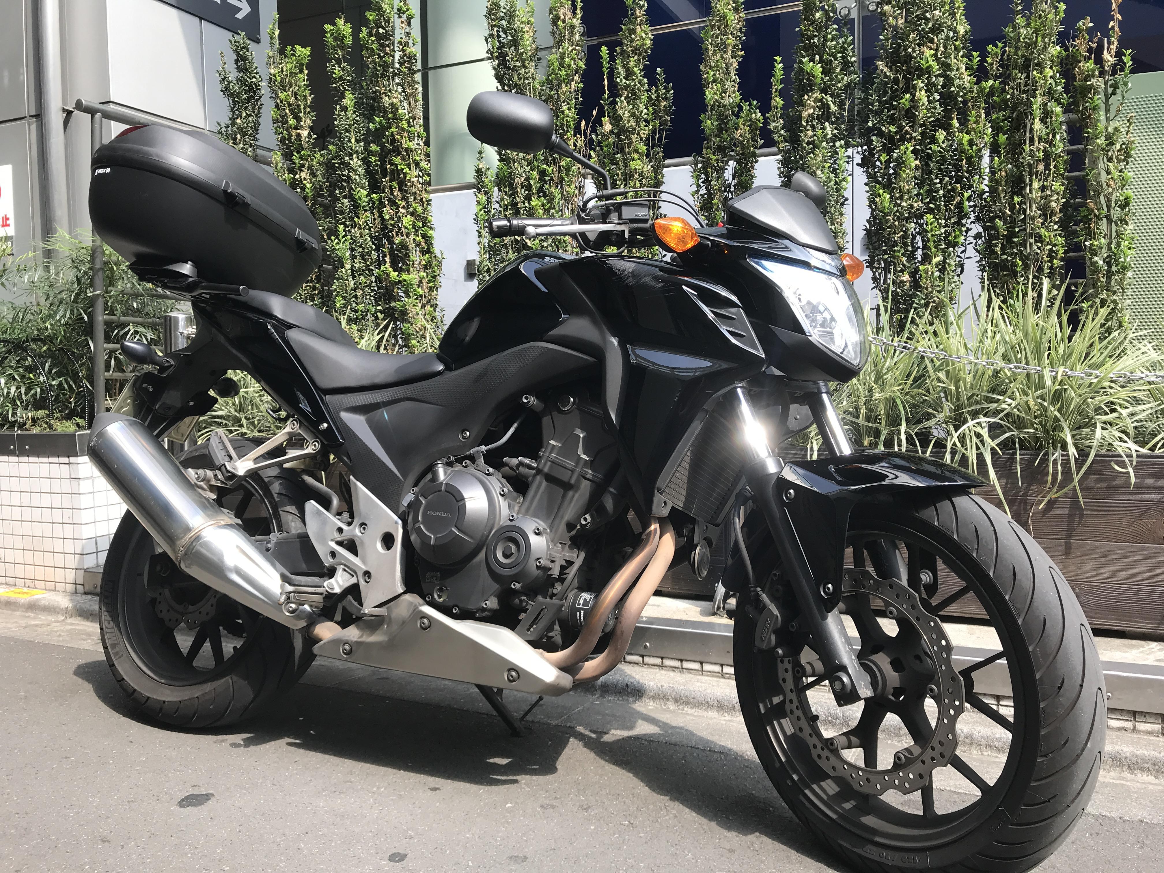 CB400F (SH-006) - 【公式】レンタルバイクのベストBike® 熊谷駅前
