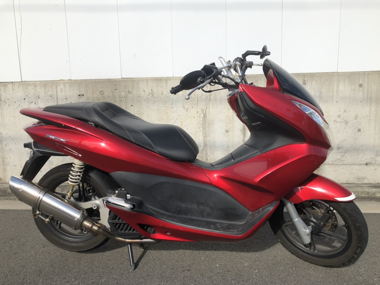 PCX125 (SH-001) - 【公式】レンタルバイクのベストBike® 川崎駅前