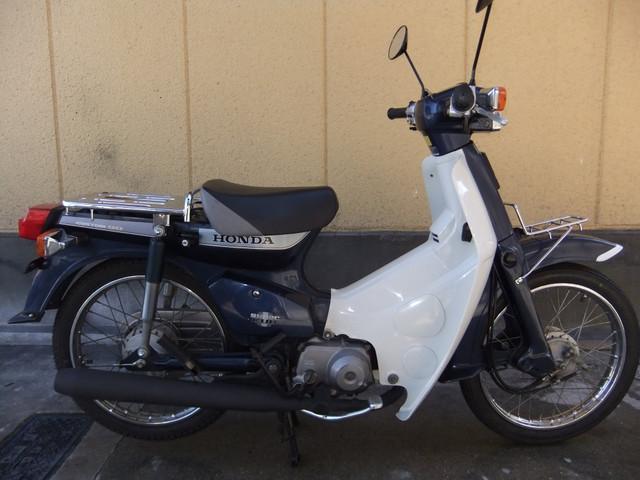 スーパーカブ (FC-000) - 【公式】レンタルバイクのベストBike® 岡山駅前