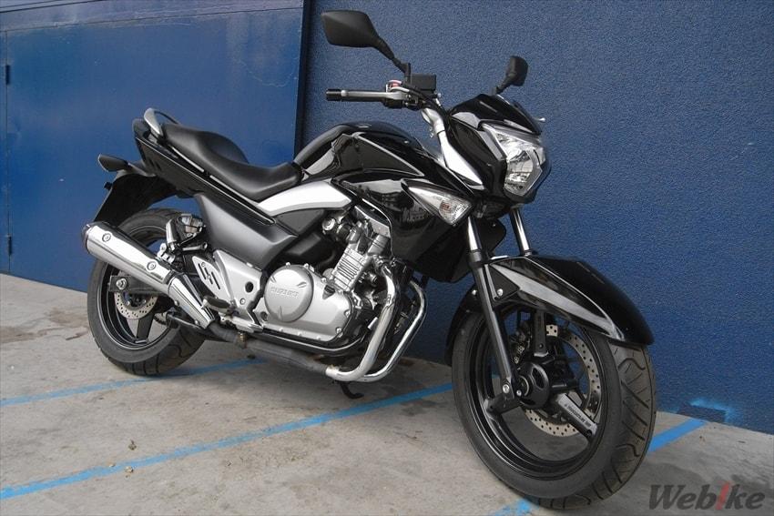 GSR250 (FC-000) - 【公式】レンタルバイクのベストBike® JR大久保駅前