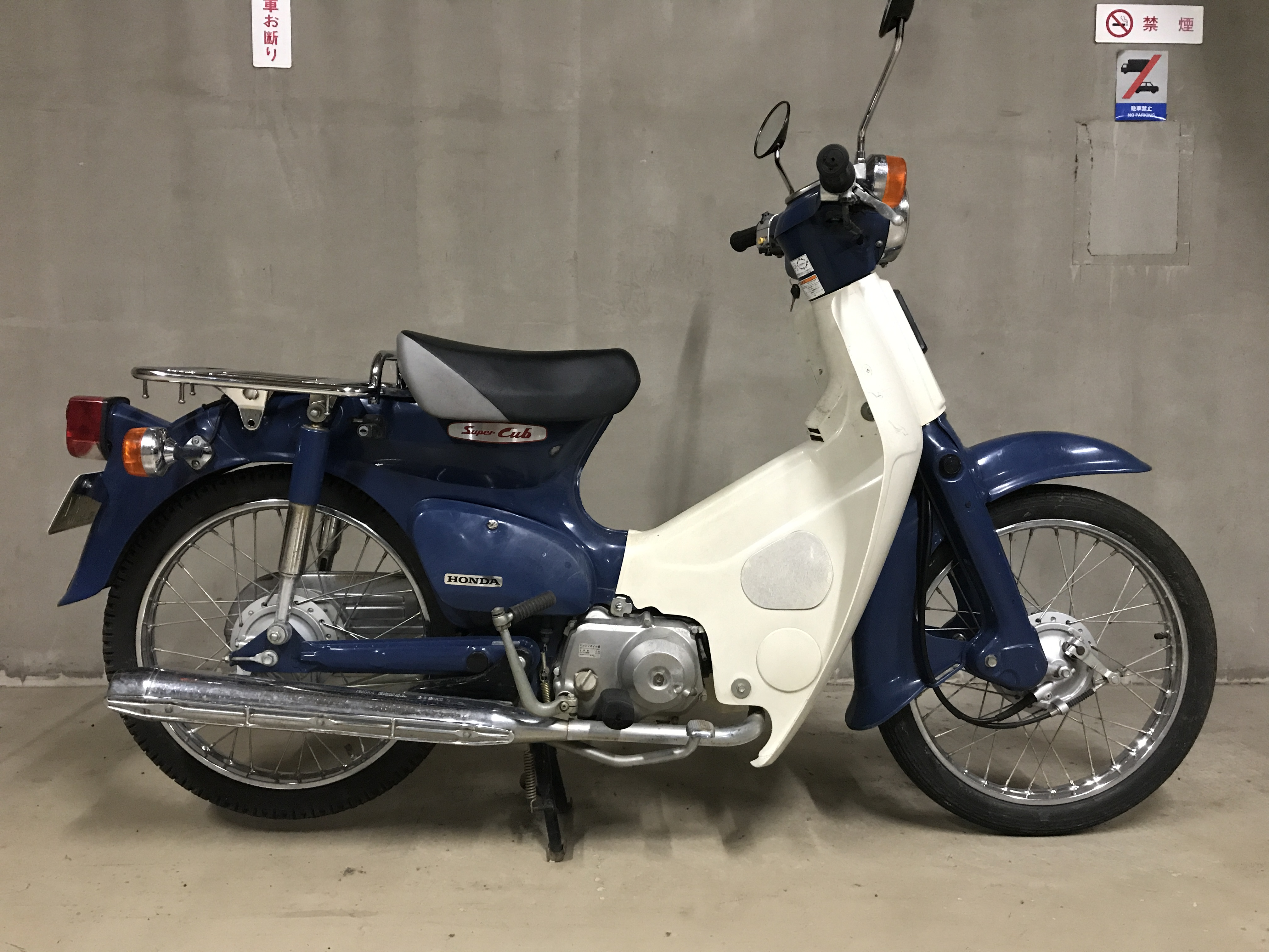 スーパーカブ (HN-00) - 【公式】レンタルバイクのベストBike® 横浜駅前