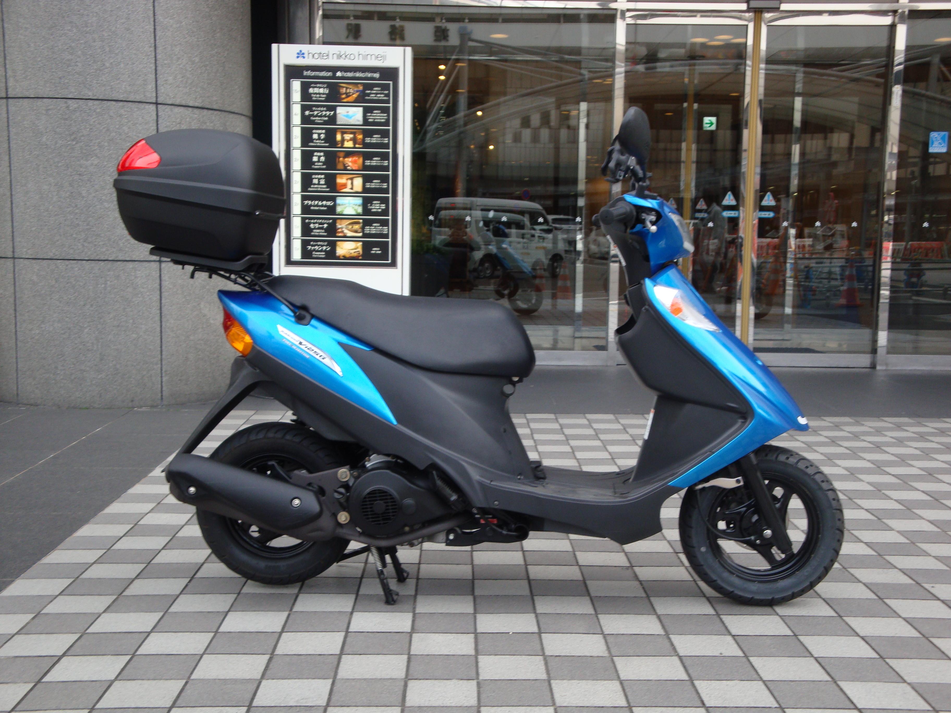 アドレスV125G (FC-000)