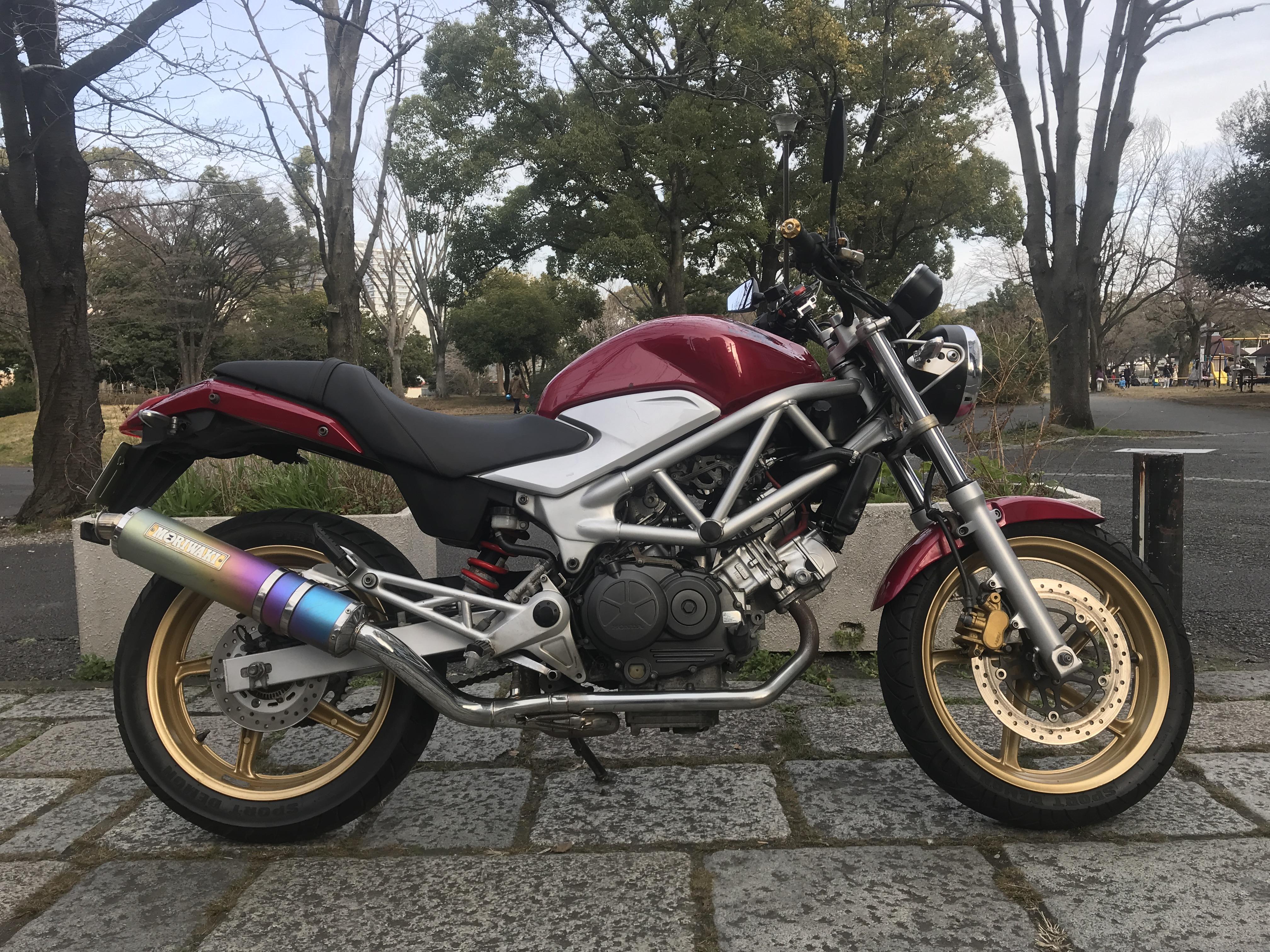 VTR250FI(HN-00) - 【公式】レンタルバイクのベストBike® 藤沢駅前