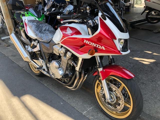 CB1300 super Bold'or(FC-001) - 【公式】レンタルバイクのベストBike® 東京墨田店