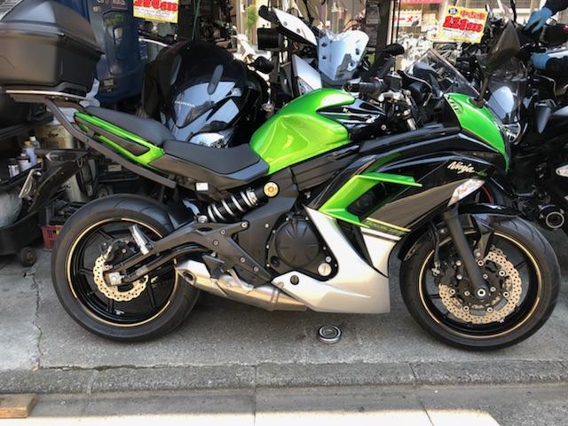 Ninja400(FC-001) - 【公式】レンタルバイクのベストBike® 東京墨田店