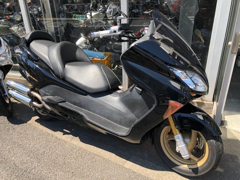 フォルツァZ(FC-001) - 【公式】レンタルバイクのベストBike® 東京墨田店