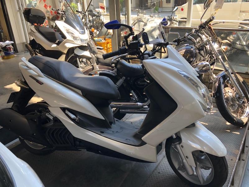 マジェスティS(FC-001) - 【公式】レンタルバイクのベストBike® 東京墨田店
