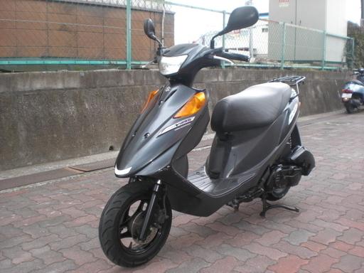 アドレスV125 (FC-001) - 【公式】レンタルバイクのベストBike® 東京墨田店