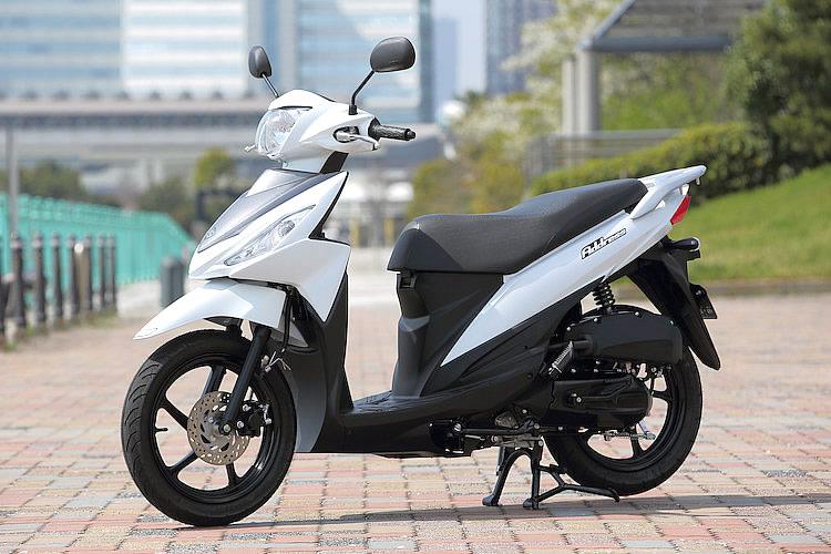 アドレス110(FC-001) - 【公式】レンタルバイクのベストBike® 東京墨田店