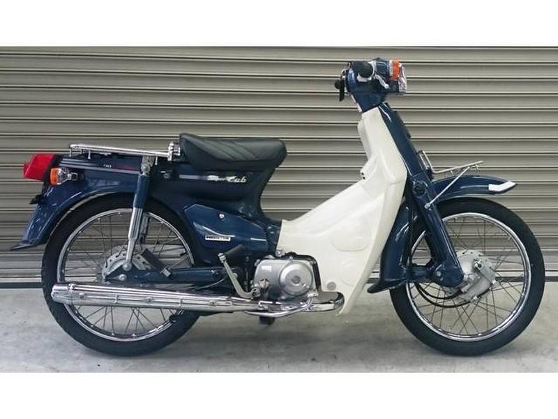 スーパーカブ90カスタム(FC-001) - 【公式】レンタルバイクのベストBike® 東京墨田店