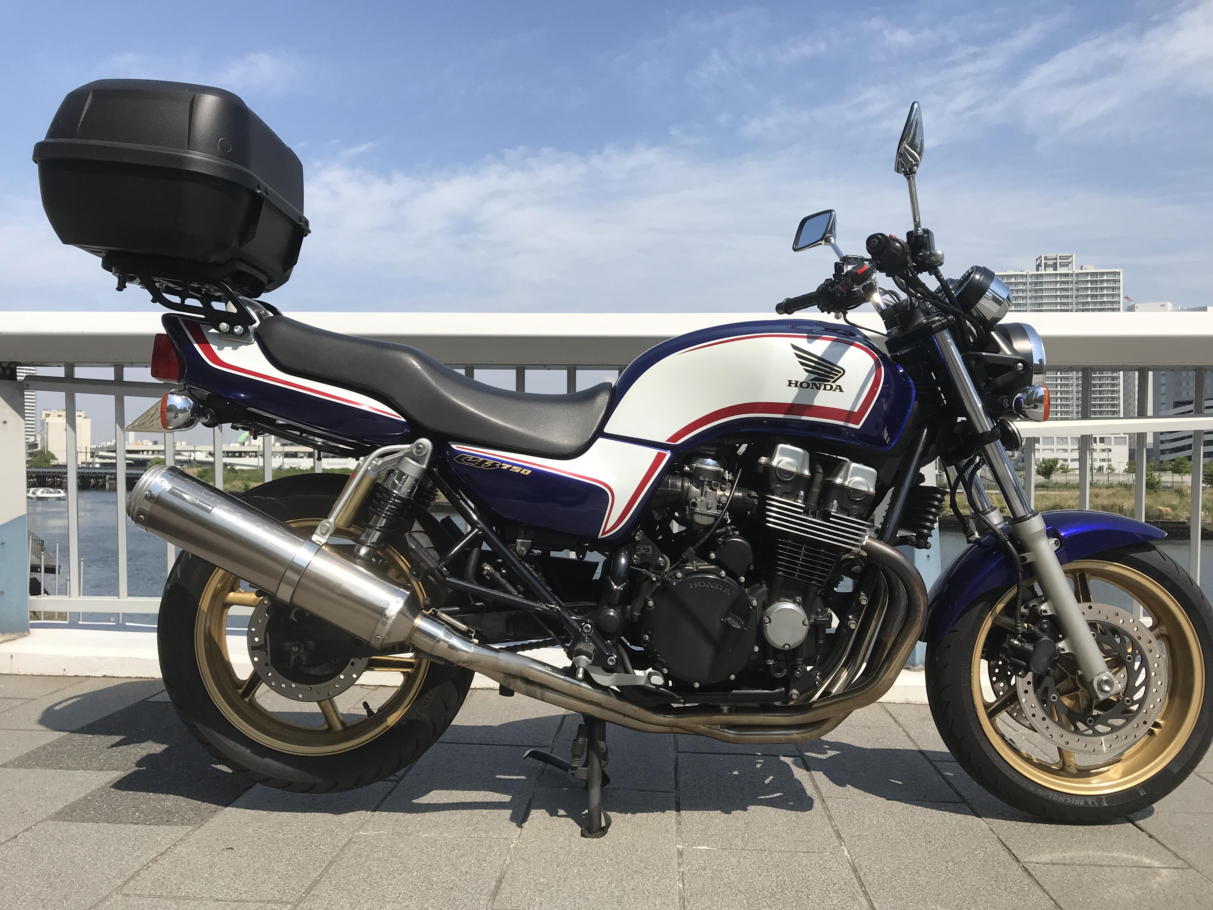 CB750 (HN-00) - 【公式】レンタルバイクのベストBike® 藤沢駅前