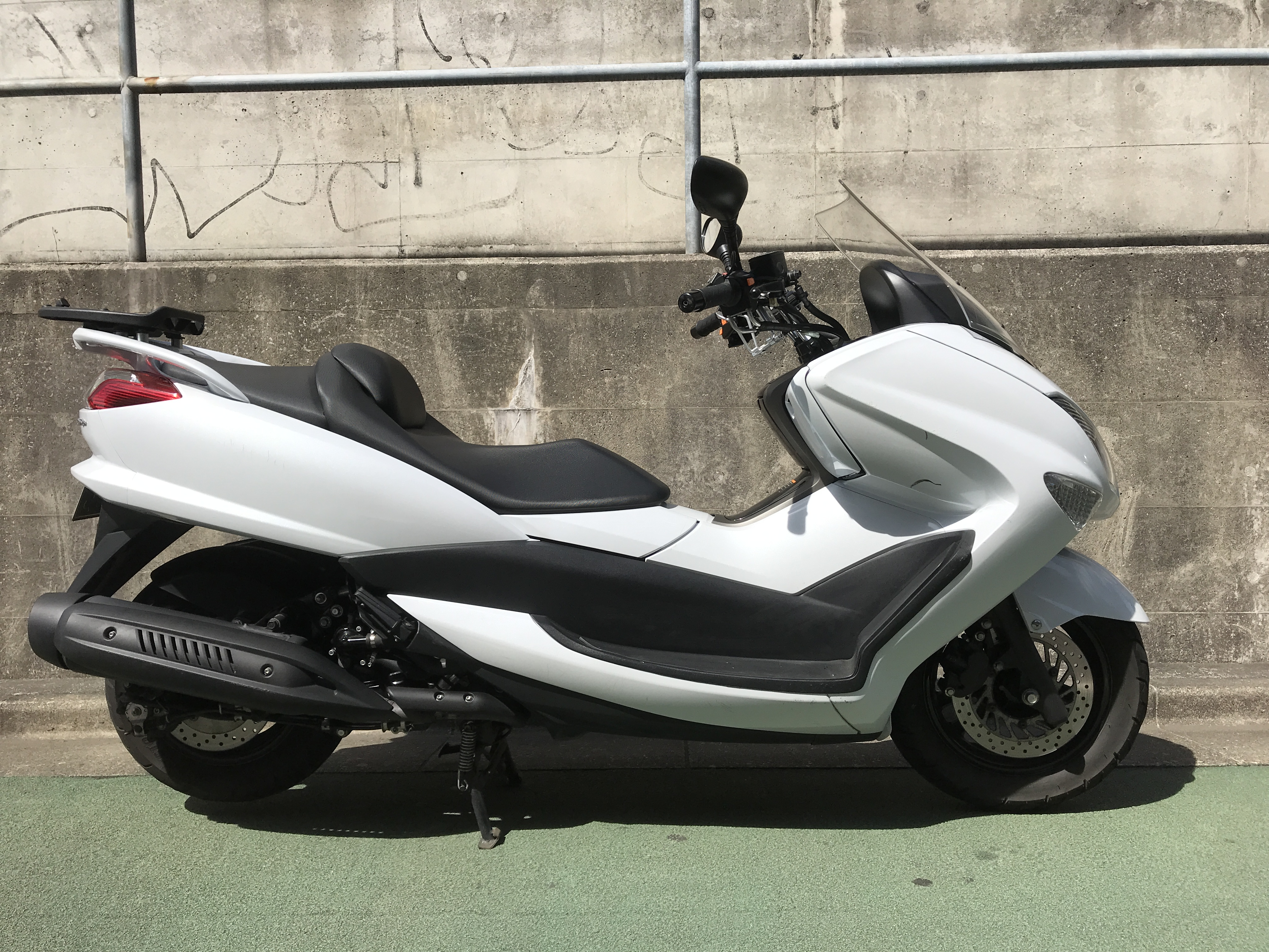 マジェスティ(SH-006) - 【公式】レンタルバイクのベストBike® 小山駅