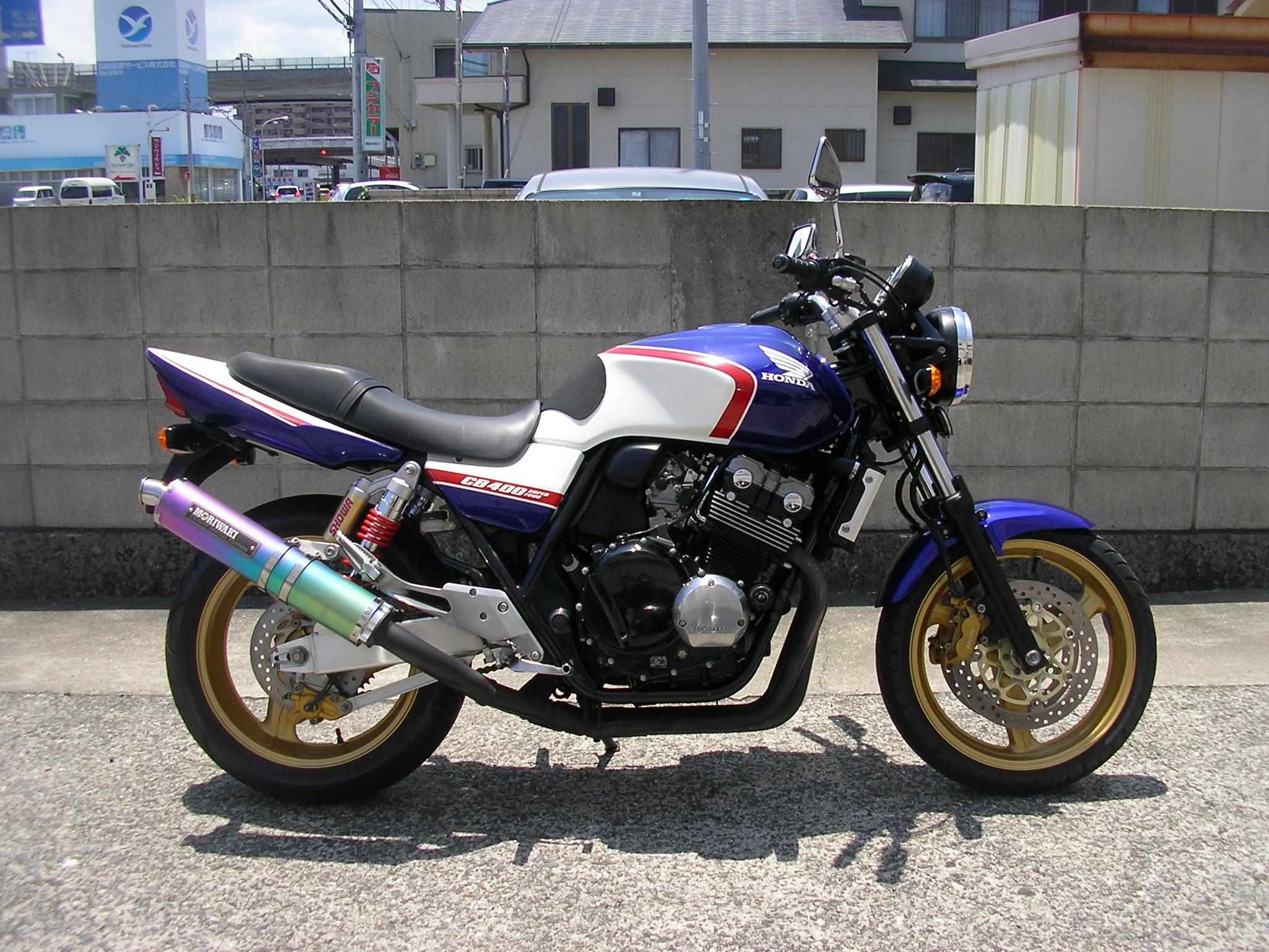 CB400SF VTEC2 (FC-000) - 【公式】レンタルバイクのベストBike® 鳥取砂丘コナン空港
