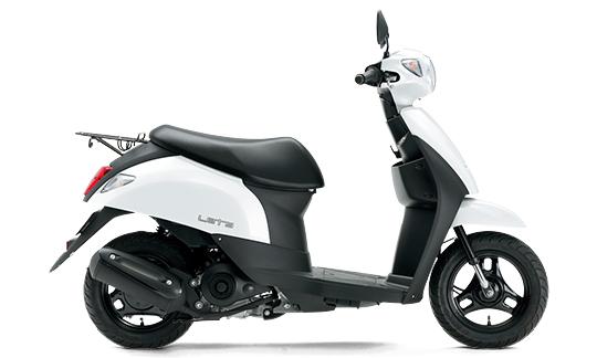 NEW レッツ(FC-000wht new - 【公式】レンタルバイクのベストBike® 高松空港