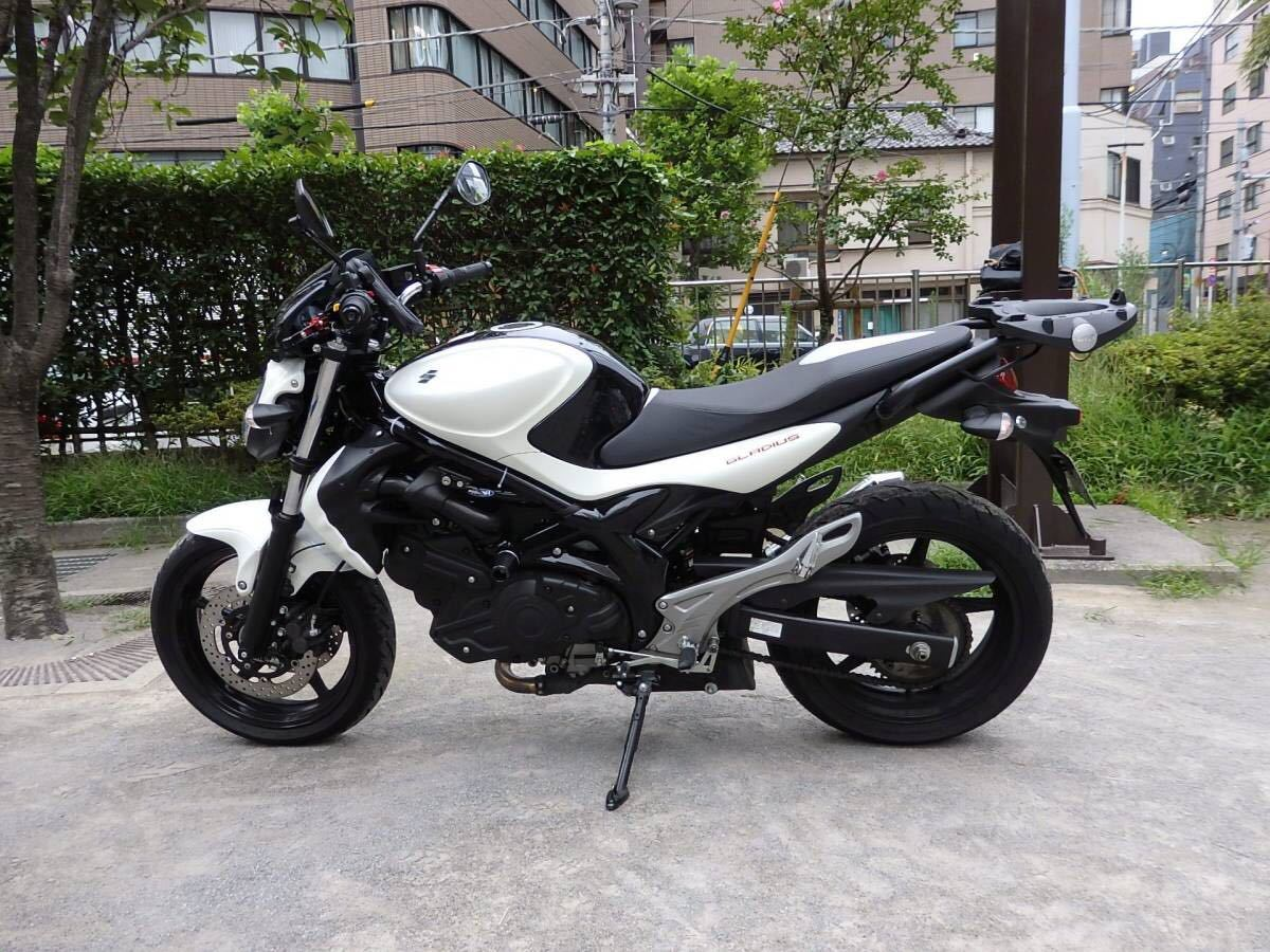 グラディウス400ABS(HN-00) - 【公式】レンタルバイクのベストBike® 仲町台駅前