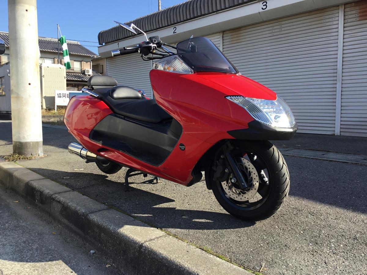 MAXAM(FC-000) - 【公式】レンタルバイクのベストBike® 蒜山高原