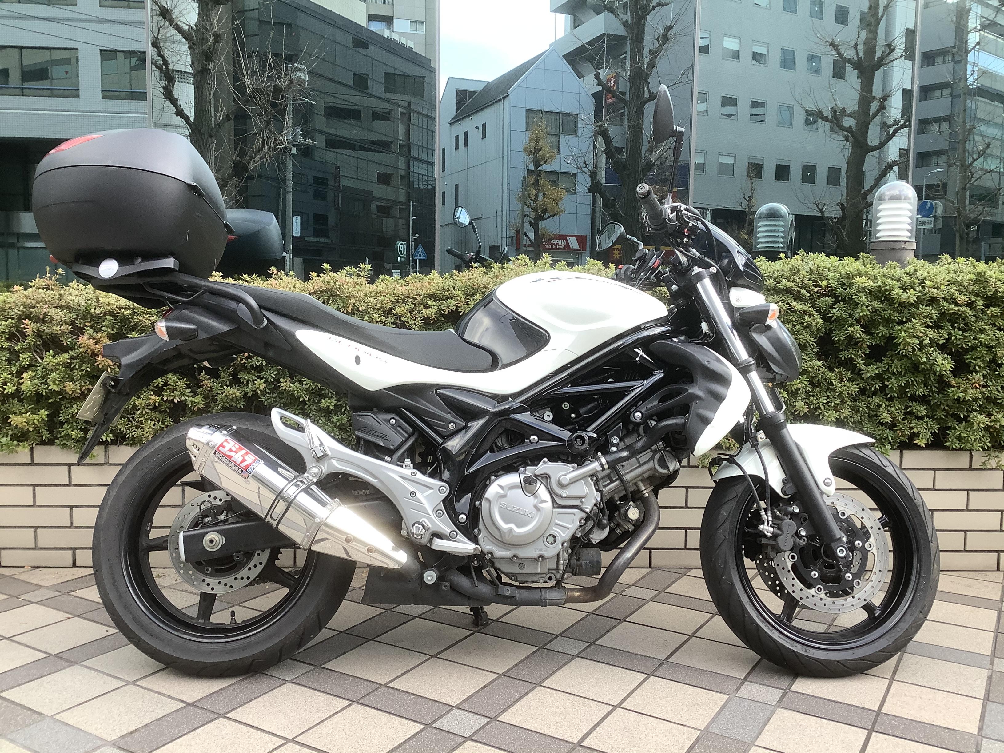 グラディウス400ABS(HN-00) - 【公式】レンタルバイクのベストBike® 用賀駅前
