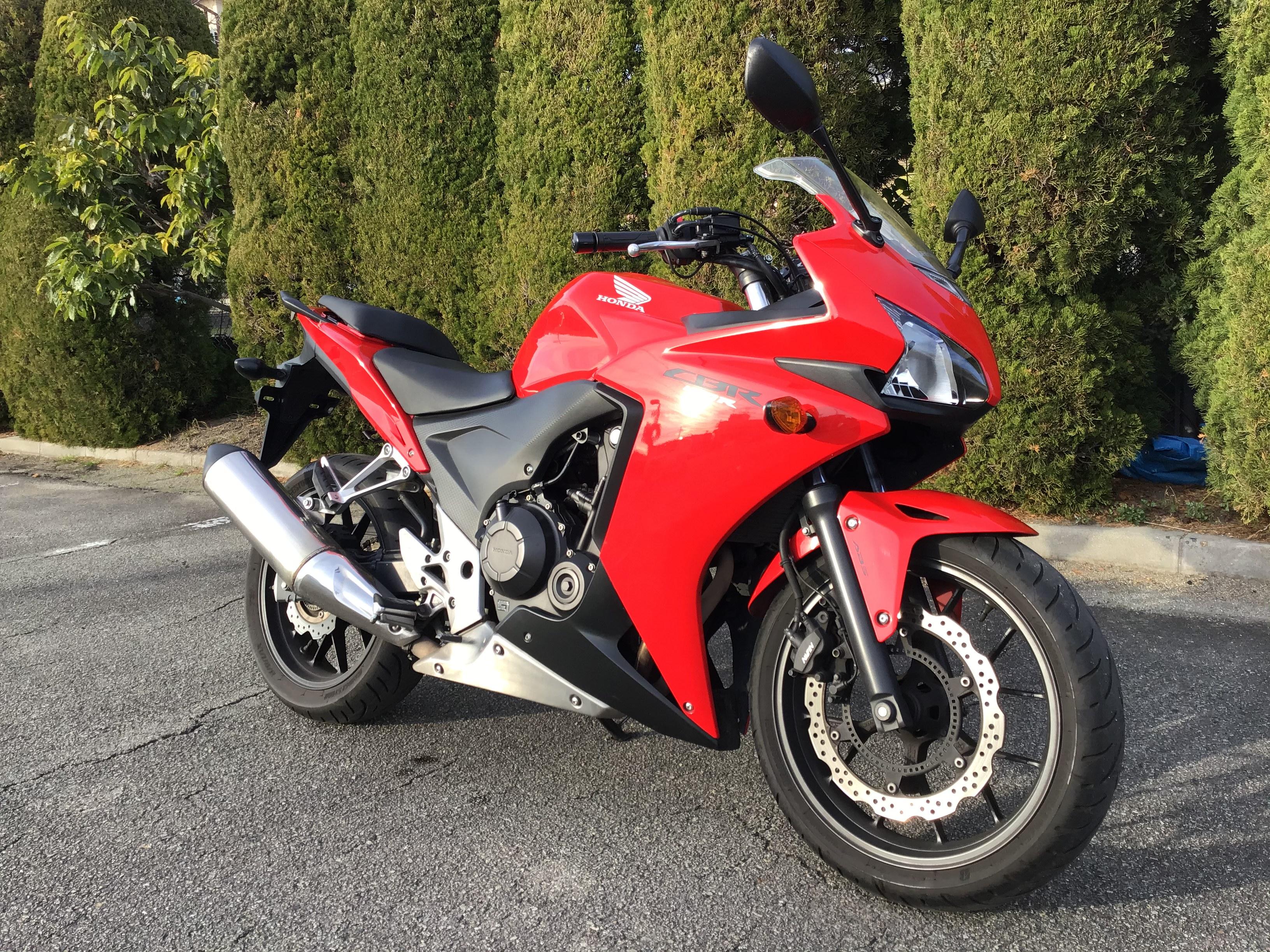 CBR400R(FC-000) - 【公式】レンタルバイクのベストBike® 大阪国際空港