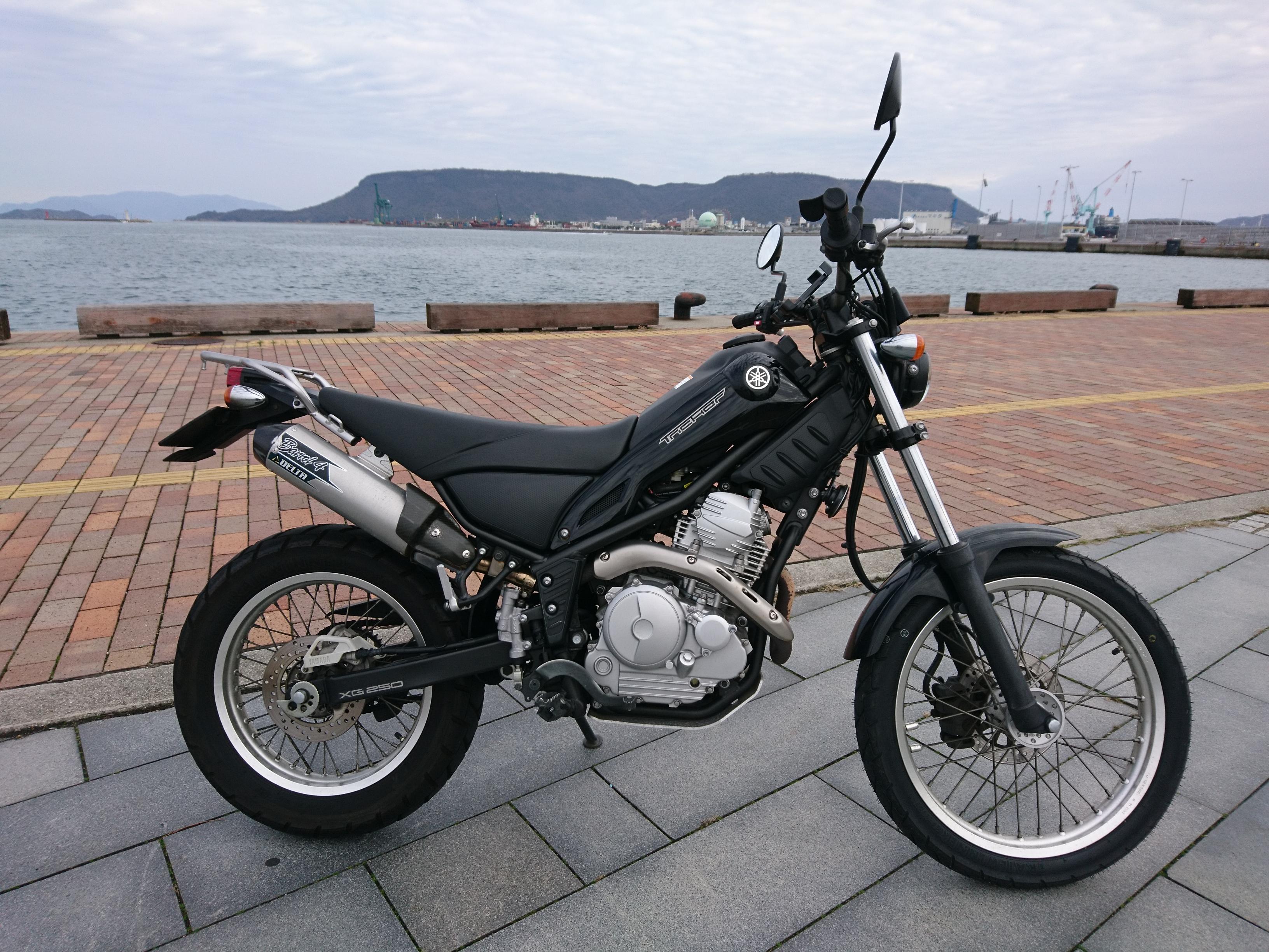 トリッカー(SH-201) - 【公式】レンタルバイクのベストBike® 高松空港