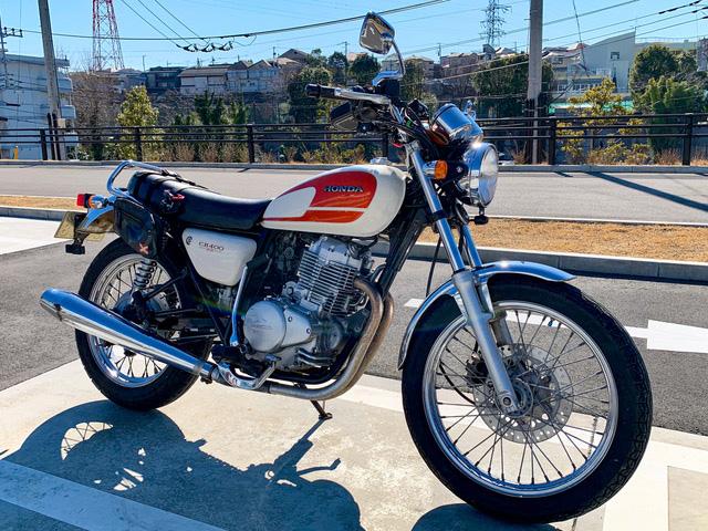 CB400SS(SH-202) - 【公式】レンタルバイクのベストBike® 上大岡駅前