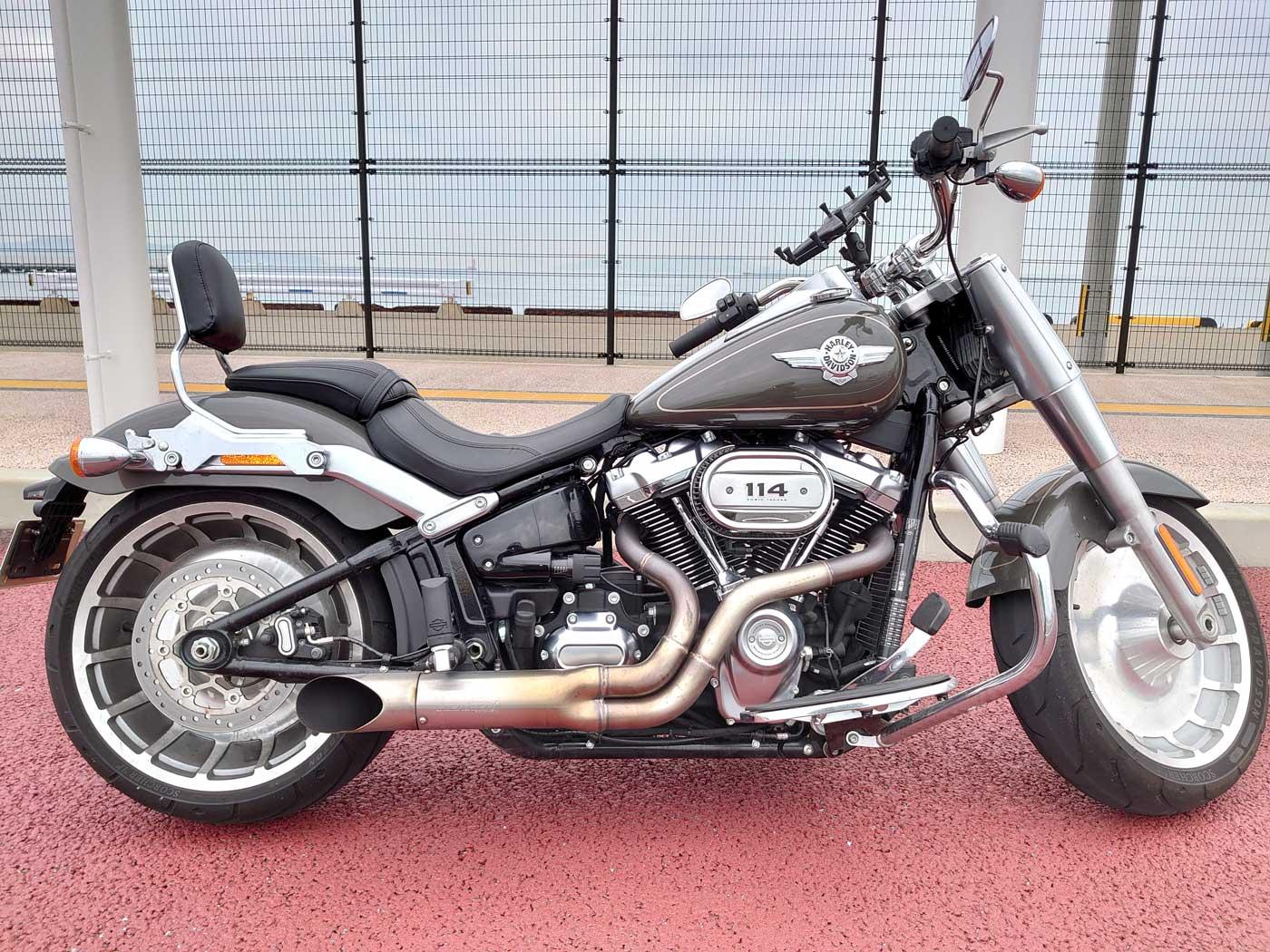 FLFBS ファットボーイ(SH-203) - 【公式】レンタルバイクのベストBike® 八幡駅前