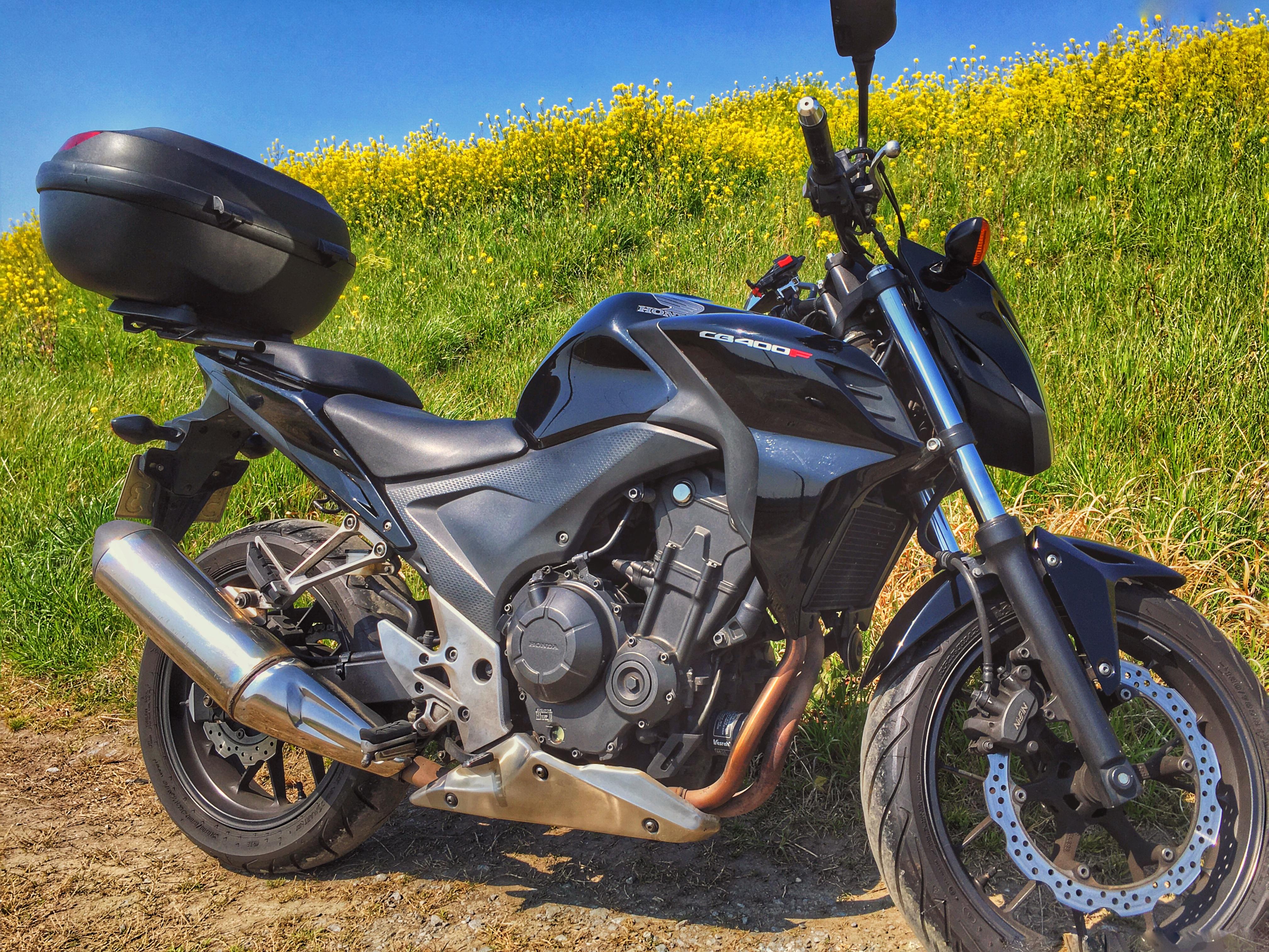 CB400F (SH-006) - 【公式】レンタルバイクのベストBike® 池袋駅前