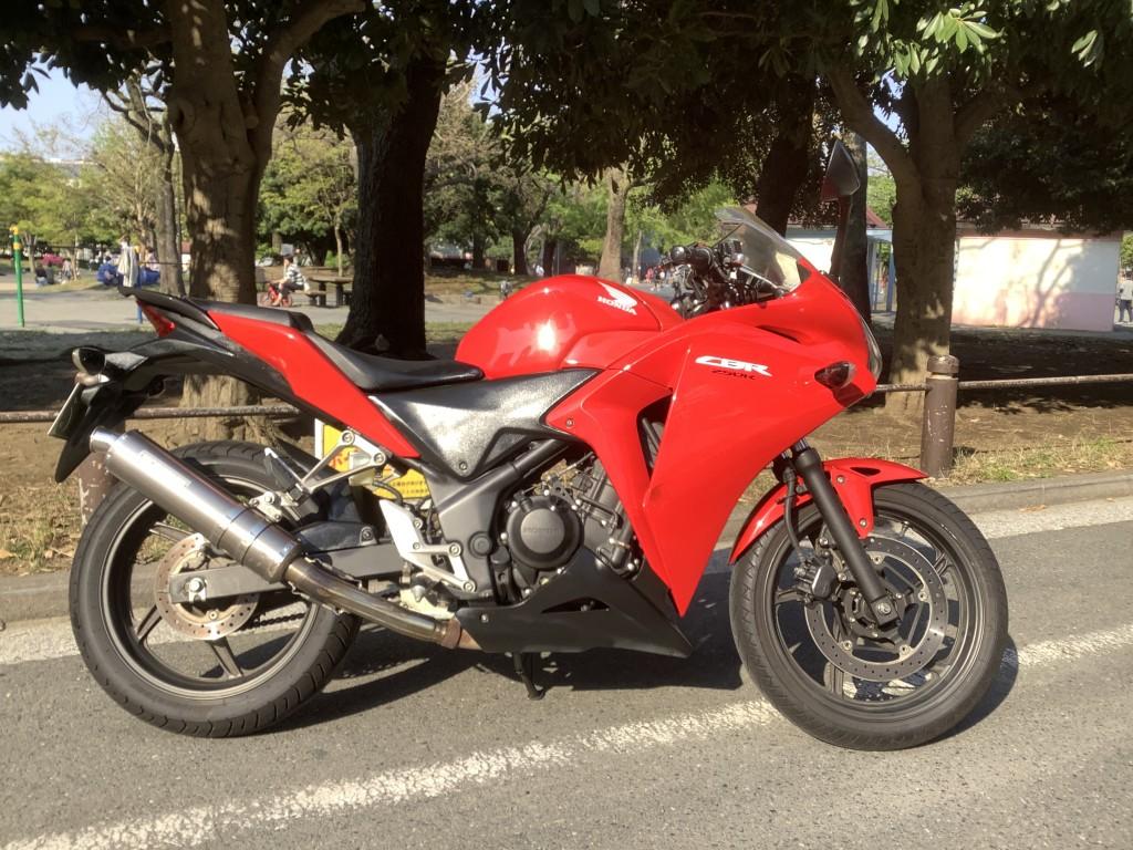 CBR250R(HN-00) - 【公式】レンタルバイクのベストBike® 用賀駅前