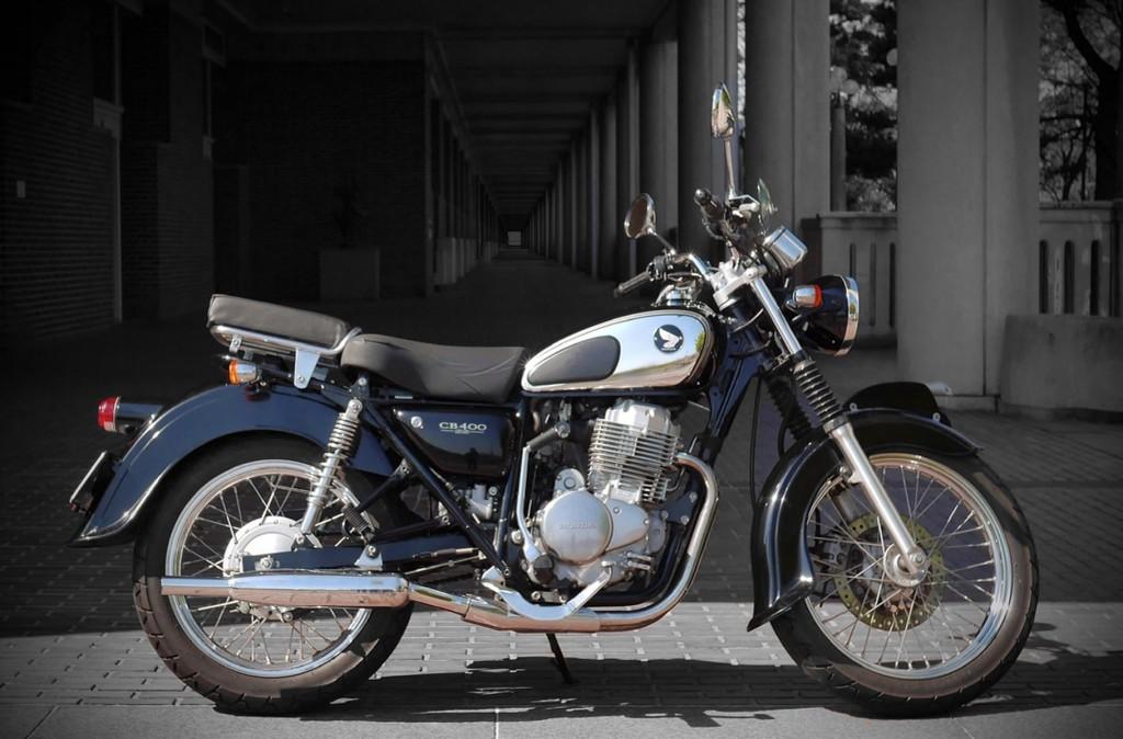 CB400SS(SH-106) - 【公式】レンタルバイクのベストBike® 箕面R171
