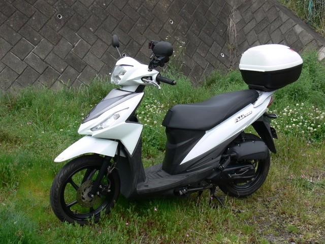 アドレス110(SH-209) - 【公式】レンタルバイクのベストBike® 茅ヶ崎駅前