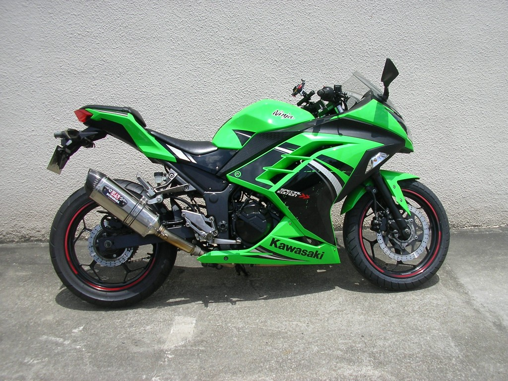 NINJYA250 ABS(FC-000) - 【公式】レンタルバイクのベストBike® 高槻駅前