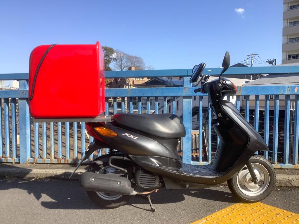 HAKO Hako  JOG (FC-000) - 【公式】レンタルバイクのベストBike® 東京墨田店