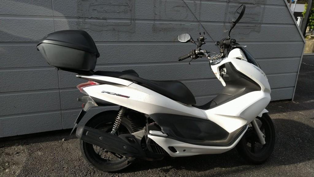 PCX150(SH-211) - 【公式】レンタルバイクのベストBike® 栄駅前