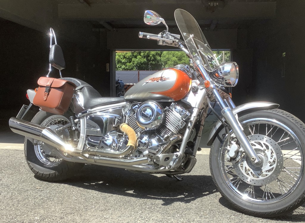 ドラッグスター(HN-00) - 【公式】レンタルバイクのベストBike® 羽田空港