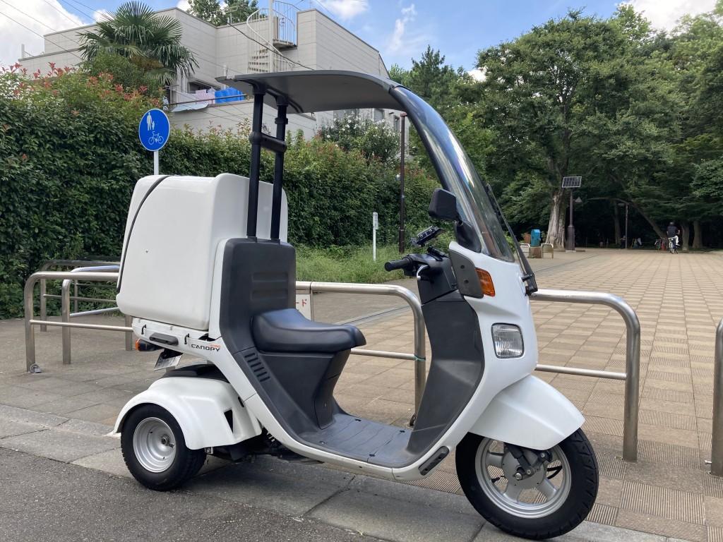 [要普免]キャノピーミニカー(SH-217) - 【公式】レンタルバイクのベストBike® 目黒駅前