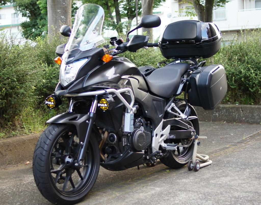 400X(SH-216) - 【公式】レンタルバイクのベストBike® センター南駅前
