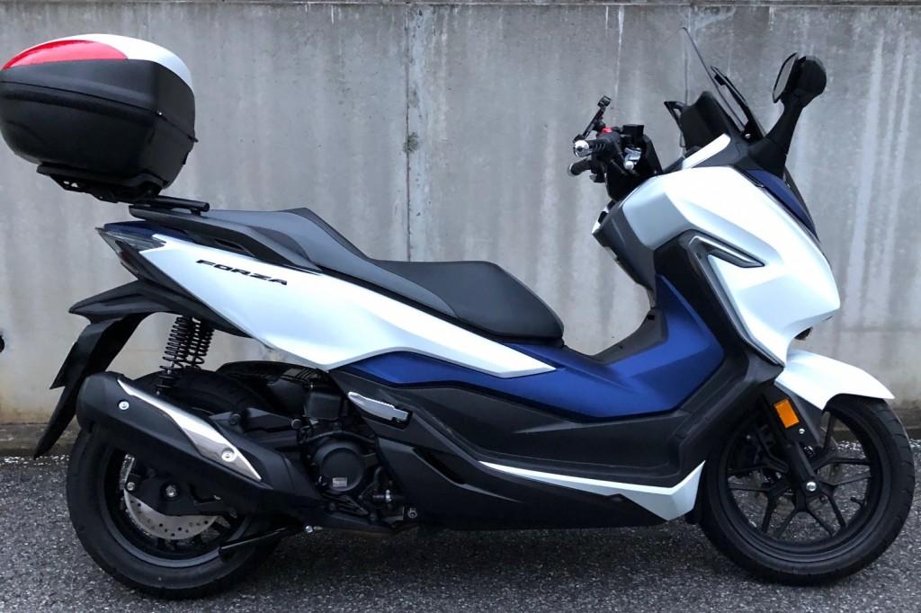 フォルツァ(SH-226) - 【公式】レンタルバイクのベストBike® 上野駅前