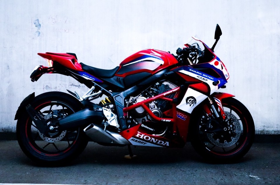 CBR650R(SH-222) - 【公式】レンタルバイクのベストBike® 松山空港