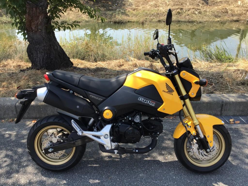 グロム125(FC-000) - 【公式】レンタルバイクのベストBike® 新長田駅前