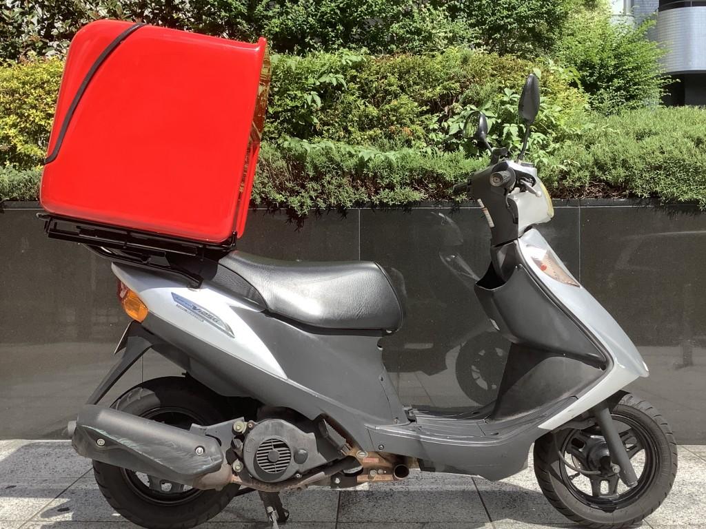 アドレスV125G-ハコハコ(HN-00) - 【公式】レンタルバイクのベストBike® 羽田空港