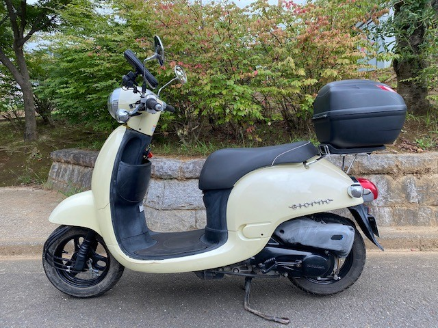 ジョルノ(SH-209) - 【公式】レンタルバイクのベストBike® 茅ヶ崎駅前