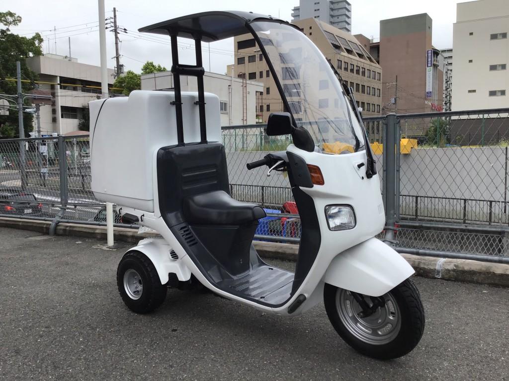 キャノピー(FC-000) - 【公式】レンタルバイクのベストBike® 大阪国際空港