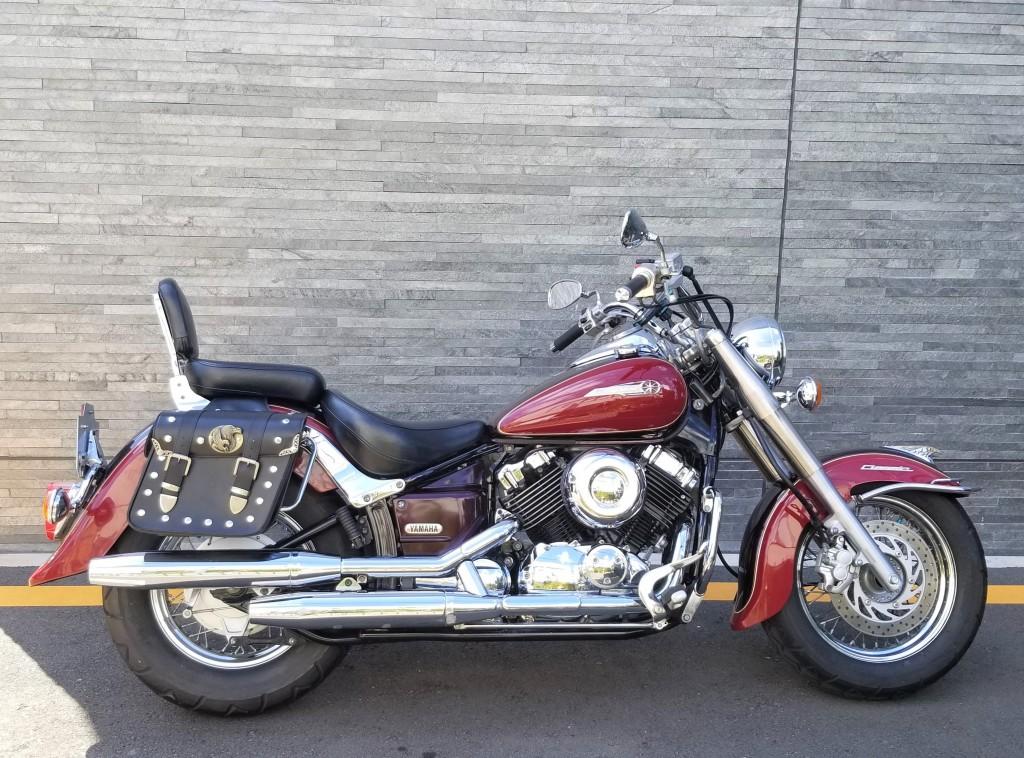 ドラッグスタークラシック(SH-231) - 【公式】レンタルバイクのベストBike® 高槻駅前