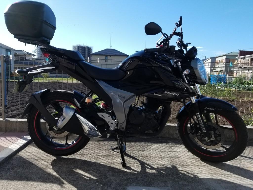 ジクサー150(SH234) - 【公式】レンタルバイクのベストBike® 小田原駅前