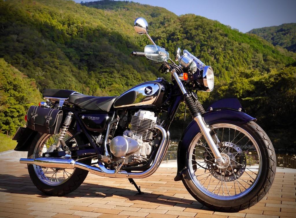 CB400SS(SH-106) - 【公式】レンタルバイクのベストBike® JR神戸駅前